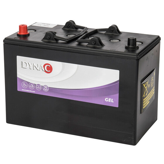Dynac GEL Batterie 85 Ah