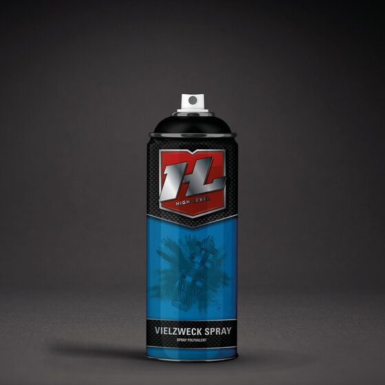 High Level Vielzweckspray 400ml (exkl. VOC)