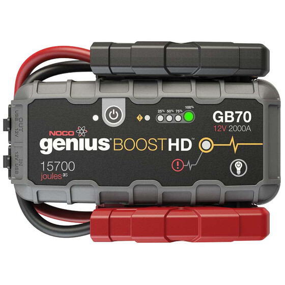 GB70 genius Boost 12V 2000A